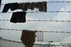 Goodbye Pepeng...Hello Dirty Laundry!
