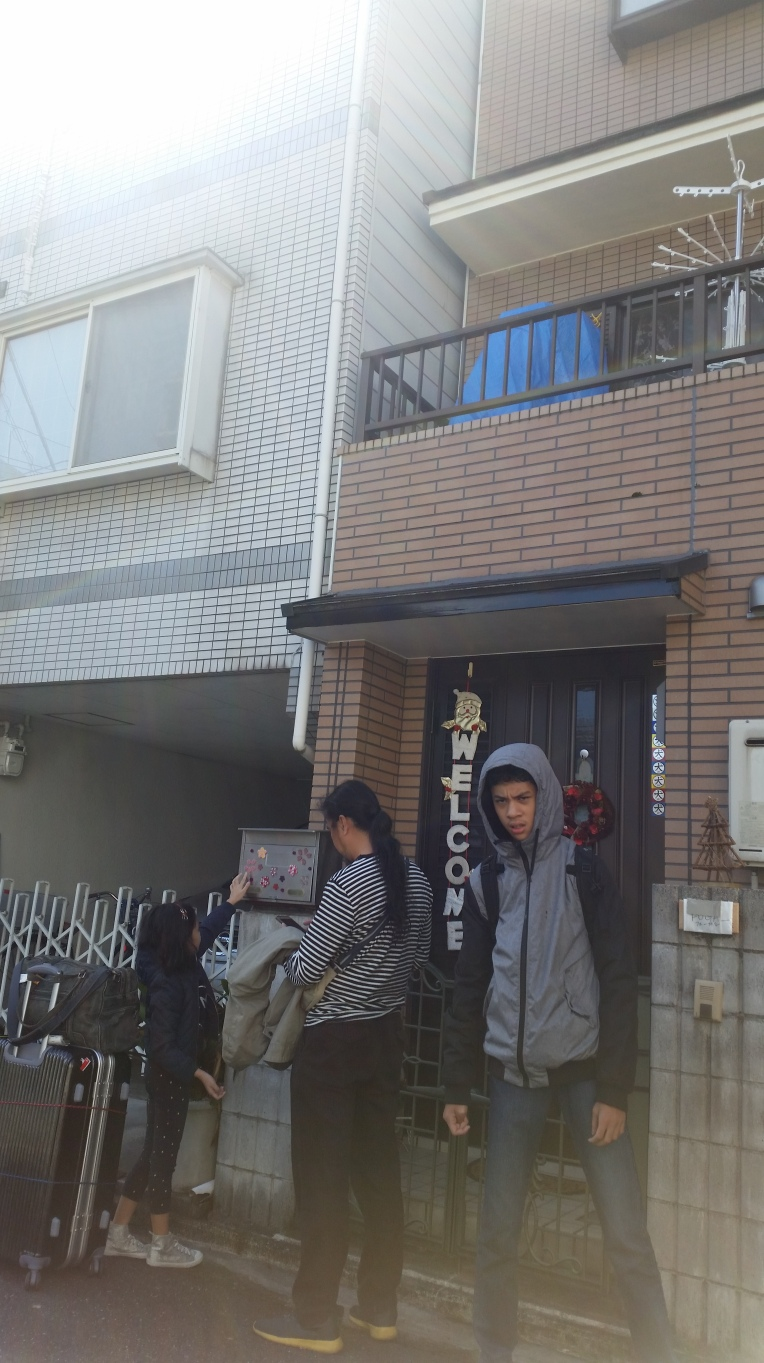 at tammys doorstep osaka