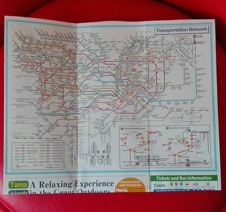 japan railway map