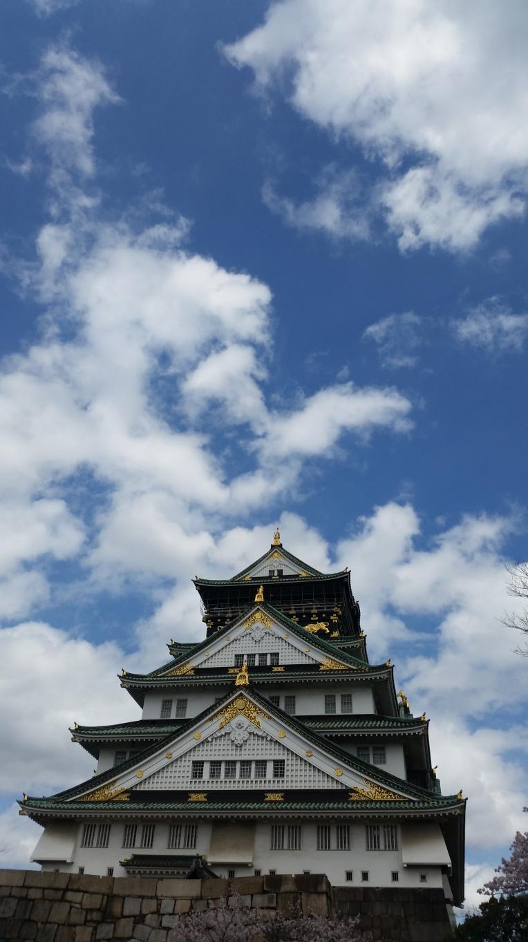 osaka castle 2